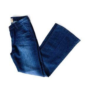 Dear John Marson Wide Leg Trouser Jeans | 29